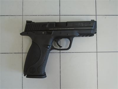 Smith & Wesson MP9 9mm Range K